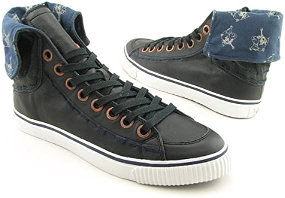 Hanabel T Leather Sneaker