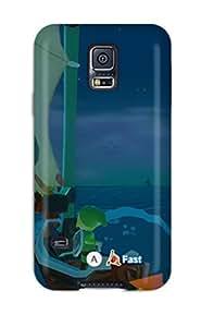 New Arrival The Legend Of Zelda JIx-492rrGSEebw Case Cover/ S5 Galaxy Case