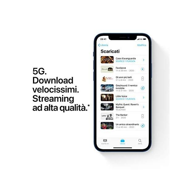 Novità Apple iPhone 12 mini (128GB) - Azzurro 3