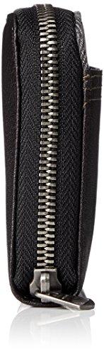 Size Grey Wallet Zip 24 Side D One Diesel Black Men's Denim SxFqv67nA