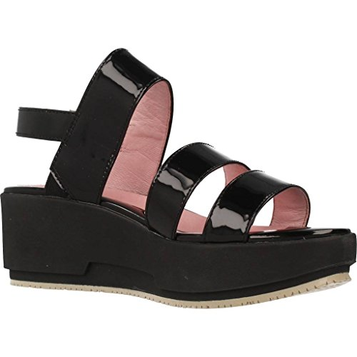 Stonefly Sandals and Slippers for Women, Colour Black, Brand, Model Sandals and Slippers for Women Ketty 8 Black Black