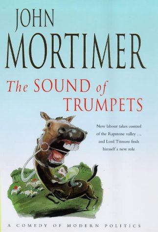 Book cover for The Sound of Trumpets