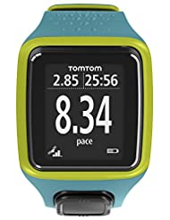 TomTom Runner Limited Edition GPS Watch (Turquoise/Green)