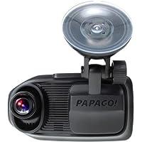 Papago GoSafe 760 Dual Lens Dash Camera, 1080p Front and Rear Camera, 140deg. Front and 120deg. Rear FOV, Super Night Vision, 32GB Micro SD Card