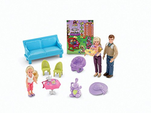Fisher Price Loving Family Dream Mega Set Dollhouse W Dolls Furniture Buy Online In Uae