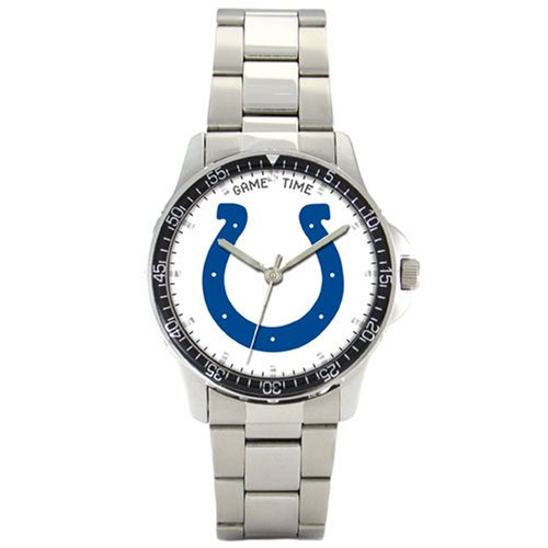 Coach Sports Mens Watch Series (NFL Men's FC-IND Indianapolis Colts Coach Series Watch)