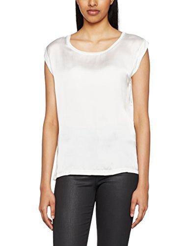 FreeQuent Gene-Ss, Camiseta para Mujer Elfenbein (Off-White 1020)