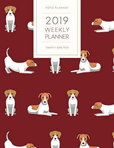 2019 Weekly Planner Twenty Nineteen: Dated With To for sale  Delivered anywhere in USA
