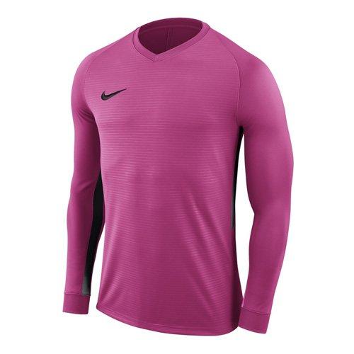 Rosa Nike vivido Ls nero nero Maillot Rosa Vivid Tiempo Premier 0UBnOA0