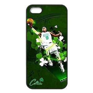 Fashionable Designed iPhone 5/5s TPU Case with Boston Celtics Rajon Rondo Image-by Allthingsbasketball