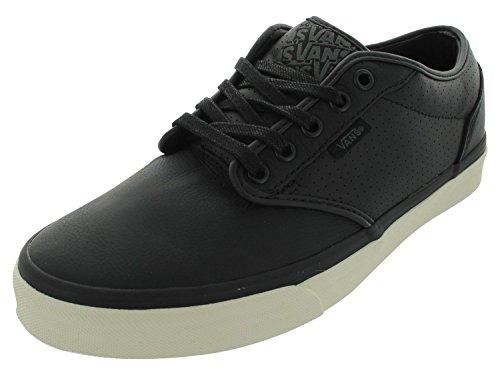 Vans Mens Atwood Skateboard Chaussures Perf Sneakers Noir Antique Perf Noir Antique