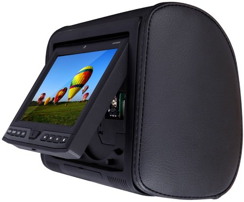"""UPC 827204109786, Dual DVH904HD 9"""" Headrest Monitor with DVD"""
