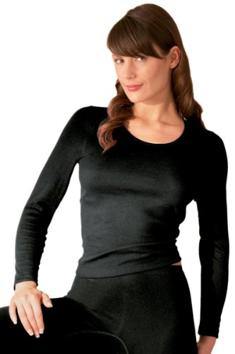Sangora Women's Cotton Thermal Undershirt Long Sleeve Top...