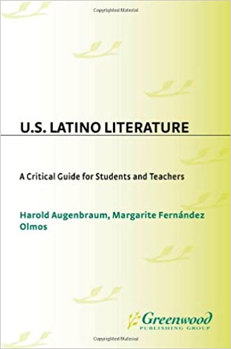 Amazon us latino literature a critical guide for students us latino literature a critical guide for students and teachers fandeluxe Images