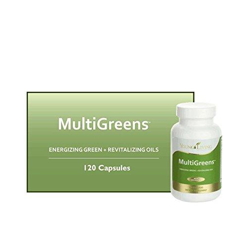 Biosense Clinic YL MultiGreens Capsules 120capsules