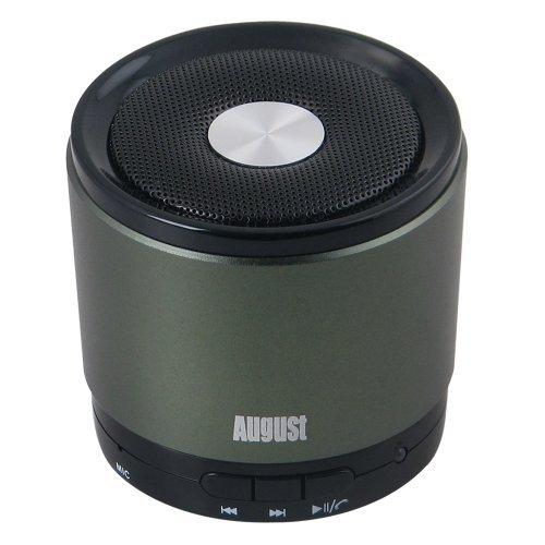 999 opinioni per August MS425G Mini Altoparlante Bluetooth con Microfono- Potente Altoparlante
