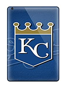 Defender Case With Nice Appearance (kansas City Royals ) For Ipad Air