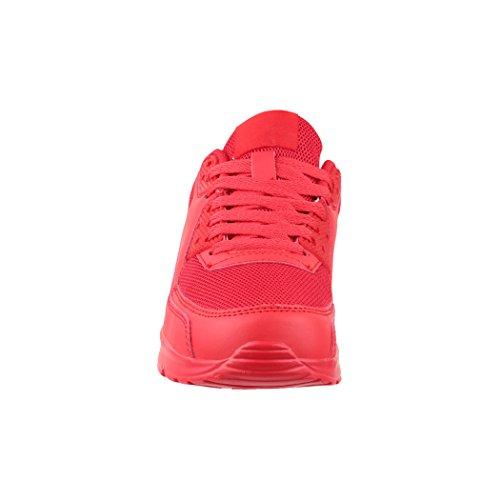 turnschuhe corsa Sneaker Red Sport Scarpe Unisex moda Alla Bambini chunkyrayan Durban Uomo Donna da TxvWqZ4wp