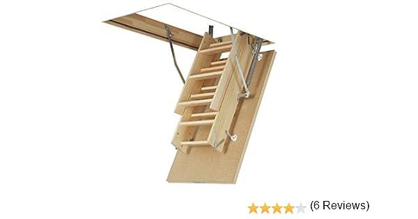 FAKRO suelo Escaleras LWS Smart 55 x 111 x 280: Amazon.es: Bricolaje y herramientas