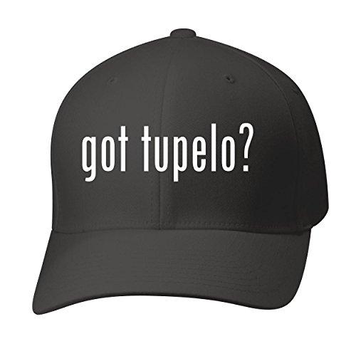 BH Cool Designs Got Tupelo? - Baseball Hat Cap Adult, Black, Small/Medium