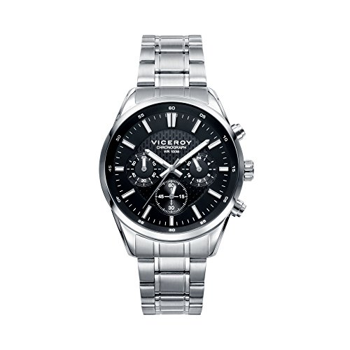 Viceroy Viceroy watch 401017-57 Black man