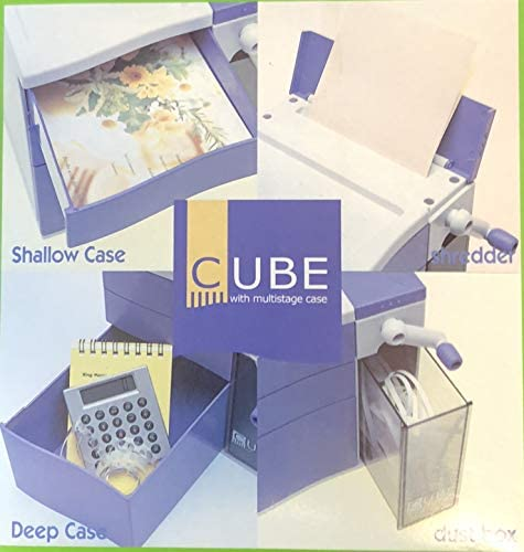 [해외]수동식 분쇄기 큐브 CUBE SH-2500 / Hand-held Shredder Cube CUBE SH-2500