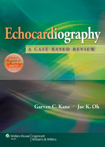 Echocardiography: A Case-Based Review Pdf