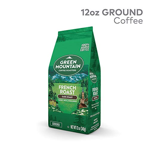 Green Mountain French Roast Coffee -
