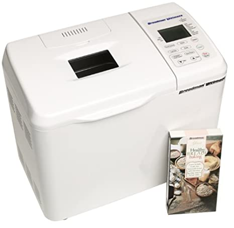 Breadman TR2200C Ultimate panificadora: Amazon.es: Hogar