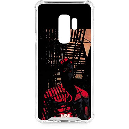 Daredevil Galaxy S9 Plus Case - Daredevil Hides In The Shadows | Marvel & Skinit LeNu Case ()