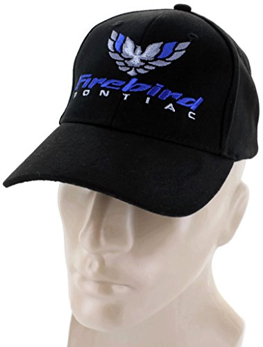 - Pontiac Firebird Black Baseball Cap Trucker Hat Snapback Trans Am Firehawk