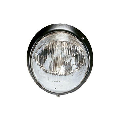 (Porsche 911 1973-1989 / 964 1989-1993 Front Lamp Glass Headlight Lens)
