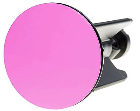 Pink hochwertige Qualit/ät ✶✶✶✶✶ viele einfarbige Waschbeckenst/öpsel zur Auswahl Waschbeckenst/öpsel