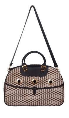 Petote Ariel Bag - Noir Dot by Petote
