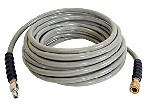 SIMPSON Cleaning 41096 4500 PSI Hot and Cold Water Replacement/Extension Hose for Gas Pressure Washers, 3/8-Inch by 100-Feet