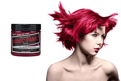 New Rose Hair Dye (Manic Panic - New Rose Hair Dye by Old Glory)