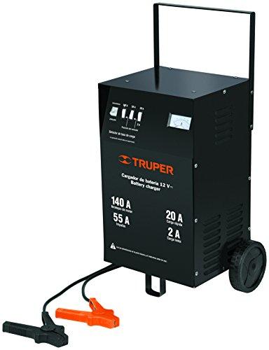 Truper CARBA-140, Cargador de Baterías, 140 A, 12 V