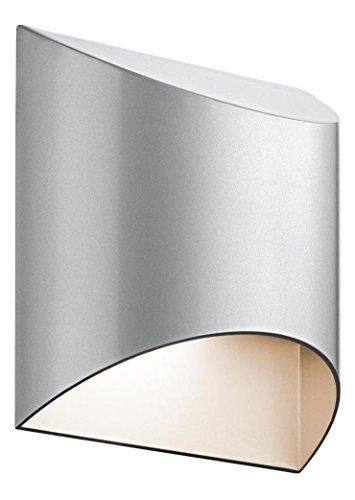 Platinum Wesly 1 Light 7in. Wide LED ADA Compliant Wall Sconce with Metal Shade -  Kichler, JM-394733