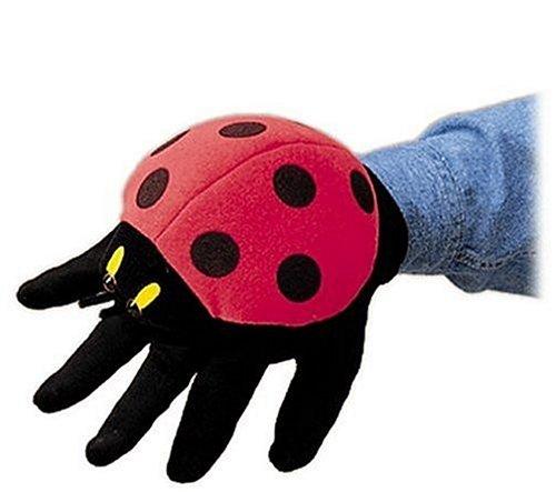 Folkmanis Ladybug Puppet ()