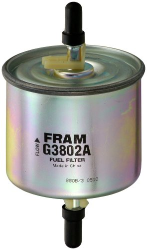 FRAM G3802A In-Line Fuel Filter (1997 Ford Taurus Fuel Filter compare prices)