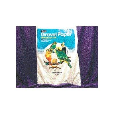 Bird Gravel Paper Size: 8.75″ x 13.38″, My Pet Supplies