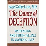 The Dance of Deception, Harriet G. Lerner, 0060168161