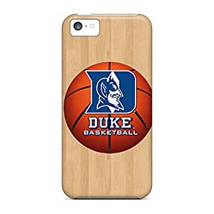 JoanneOickle Iphone 5c Bumper Hard Cell-phone Case Customized Beautiful Duke Basketball Pictures [wpg14489MTAl]