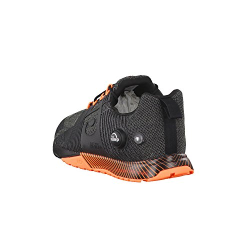 Reebok R Crossfit Nano Pump FS, Scarpe Sportive Uomo Multicolore (Negro / Naranja (Black / Electric Peach / Ultima Orange))
