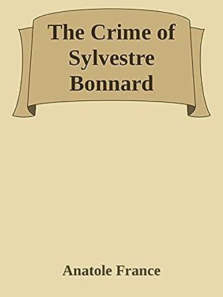 book cover of The Crime of Sylvestre Bonnard