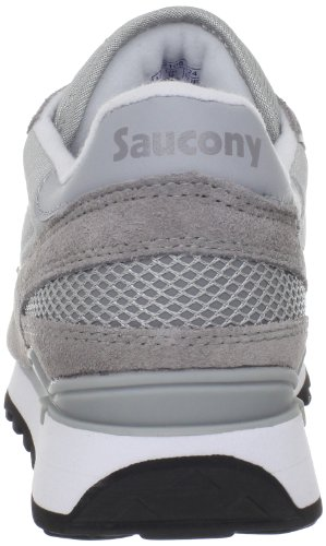 Saucony Shadow Original, Scarpe da Ginnastica Basse Uomo Grigio (Grey/White)