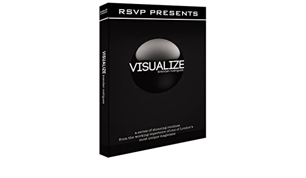 Amazon.com: Visualize by Brendan Rodrigues and RSVP Magic - DVD: Toys & Games