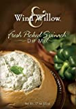 Wind & Willow Fresh Picked Spinach Dip, .77-ounce Boxes (Pack of 4)