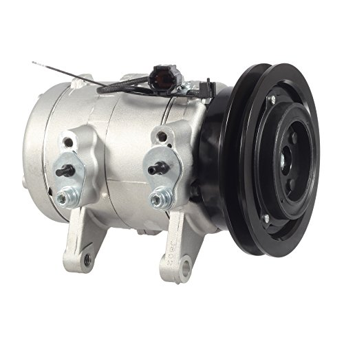 (AUTEX AC Compressor and A/C Clutch CO 10607C 68455 926008B400 Replacement for 1998-20004 Nissan Frontier 2.4L 2000-2004 Nissan Xterra)
