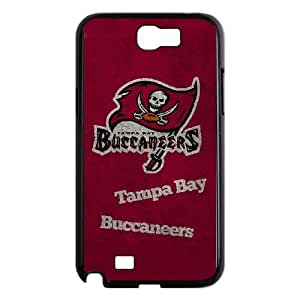 Samsung Galaxy Note 2 N7100 Phone Case Football NFL Tampa Bay Buccaneers Personalized Cover Cell Phone Cases GHX430731